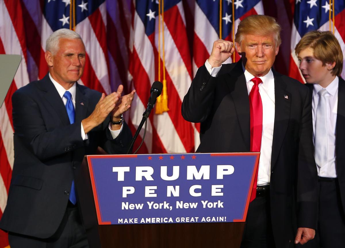 81ae523bdce Election Day 2016 - The Boston Globe