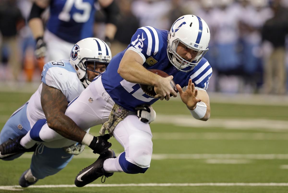 NFL Notebook Andrew Luck Wont Play Thursday