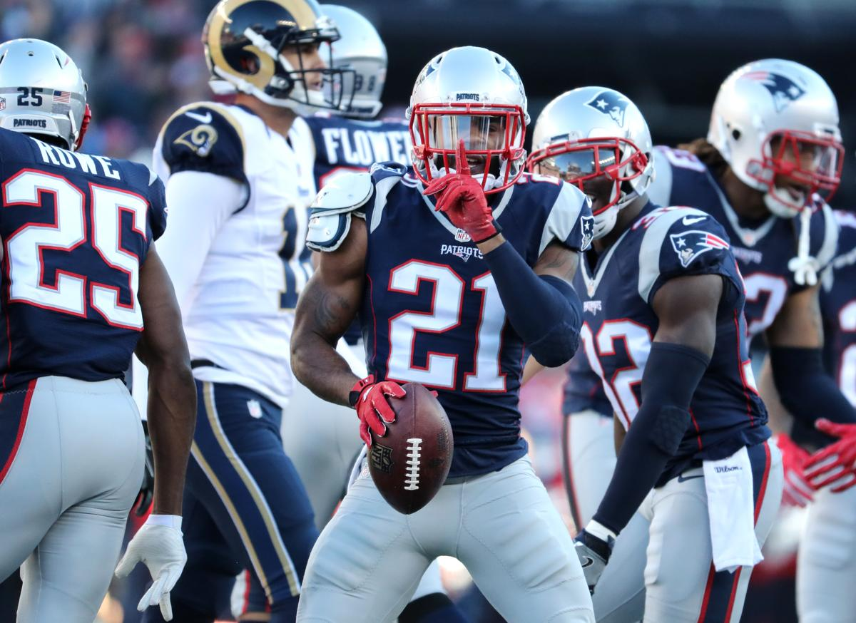 What are the options for Patriots and Malcolm Butler