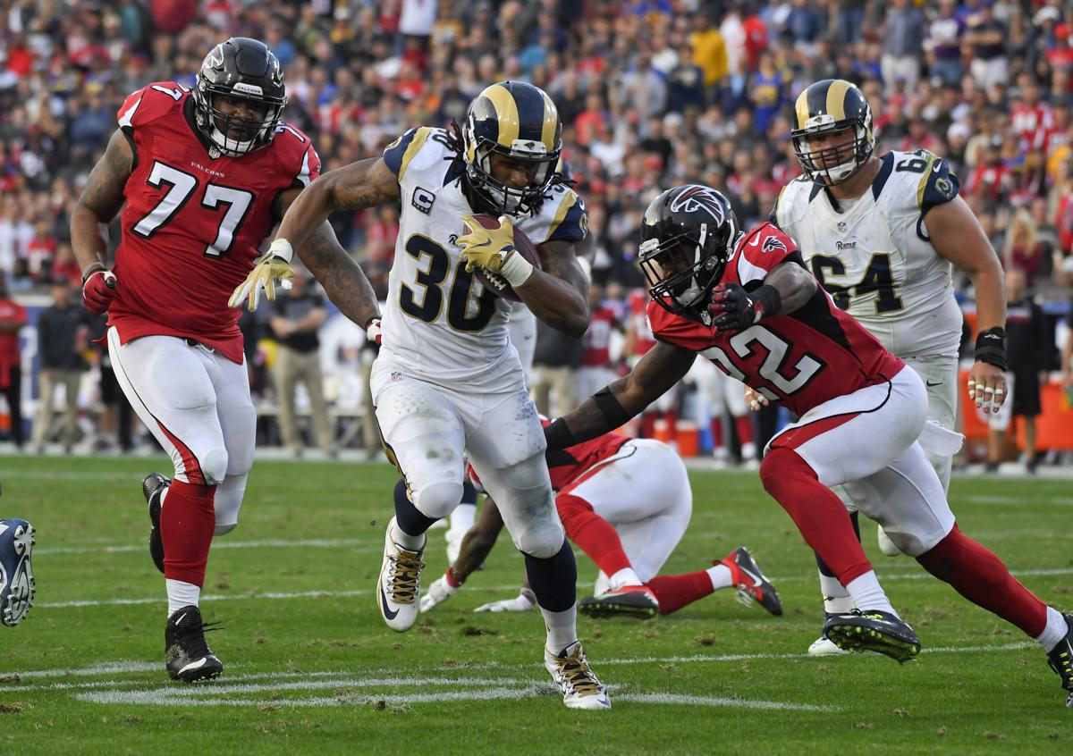 Consider Todd Gurley in the near future