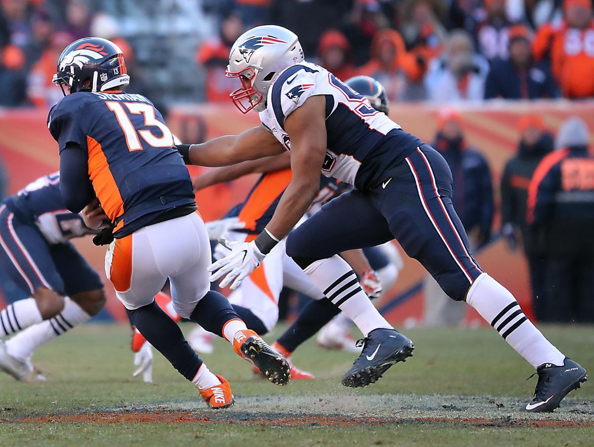 Patriots Trey Flowers now hammering quarterbacks