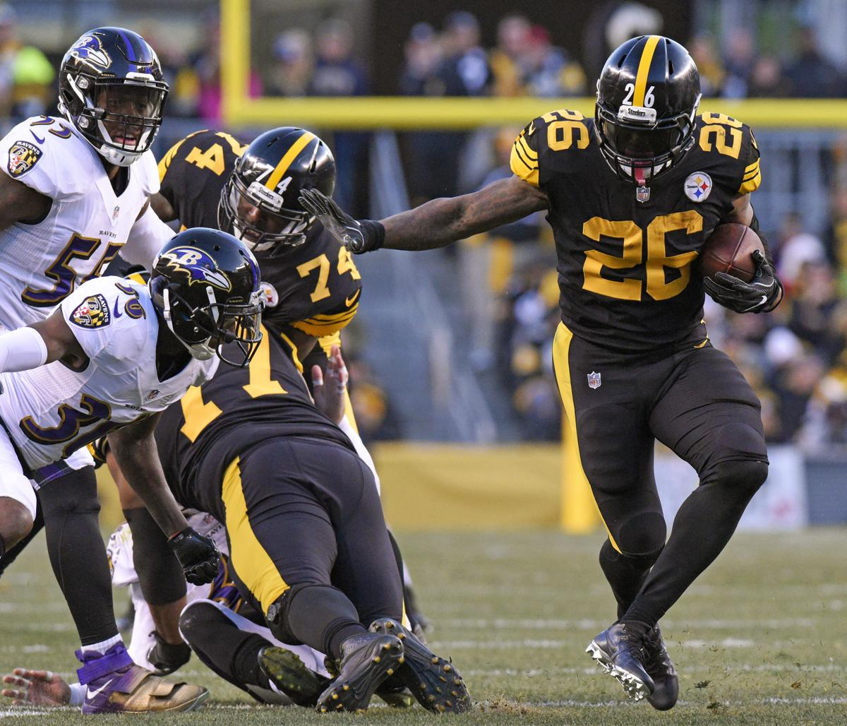 Le Veon Bell Steelers set for Miami rematch