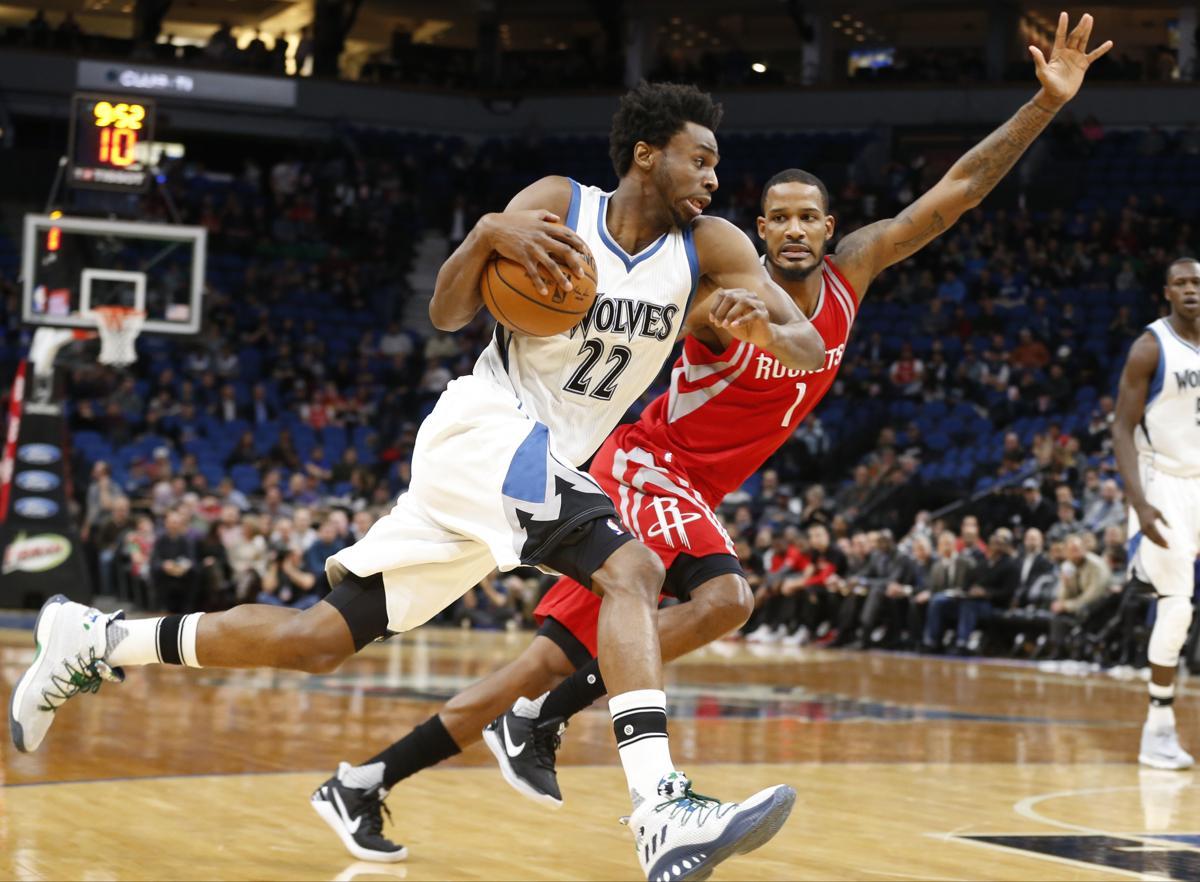 Timberwolves snap Rockets  nine-game winning streak b19790ece