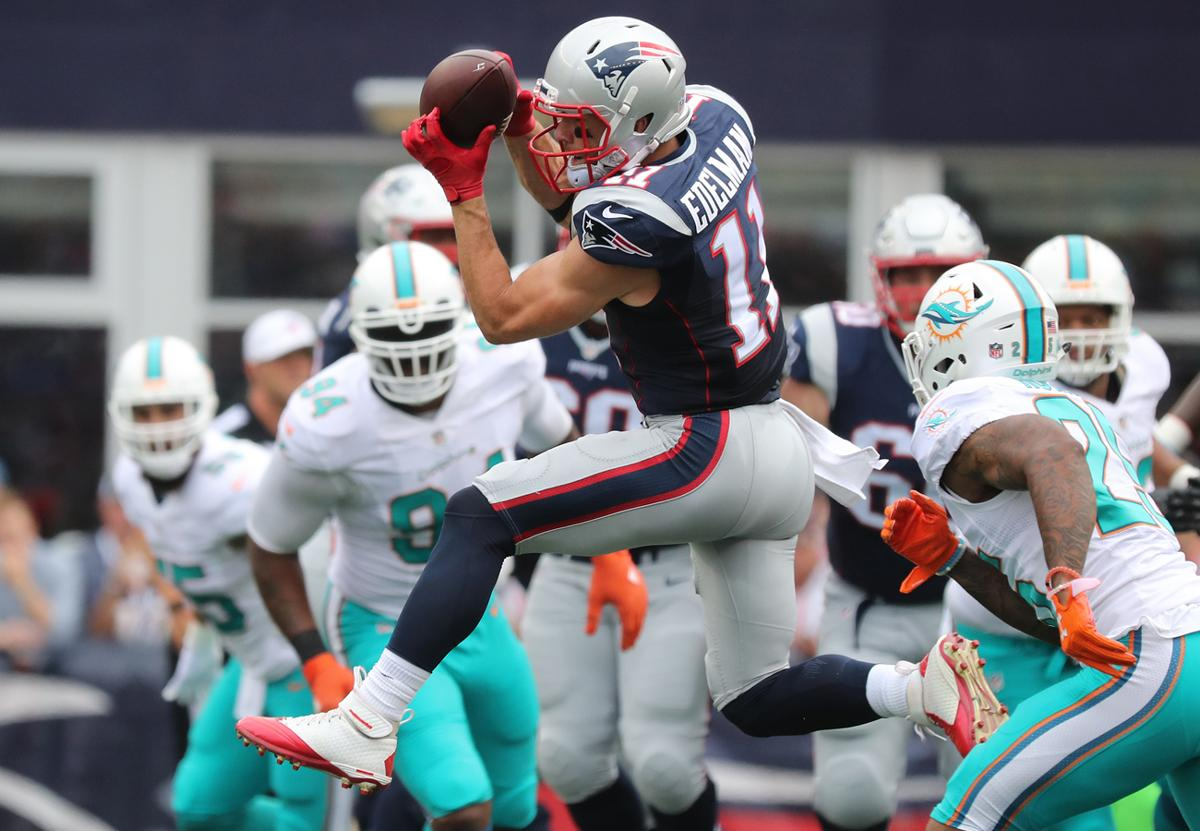 a5f94e48513 Here s what the Patriots are up against without Julian Edelman