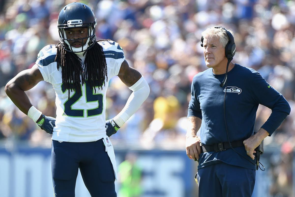 Seahawks could pay big price for not listing Richard Sherman s injury