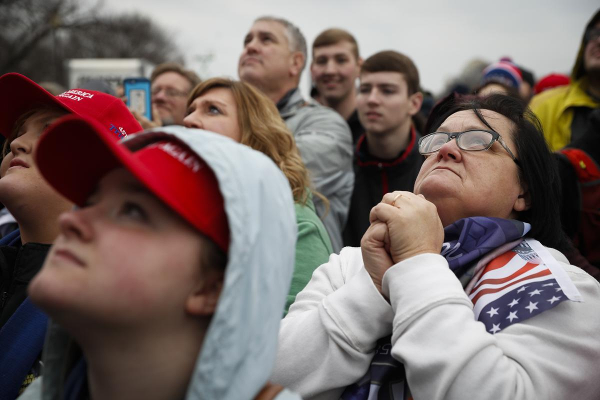214b62480ae The Inauguration of President Donald Trump - The Boston Globe