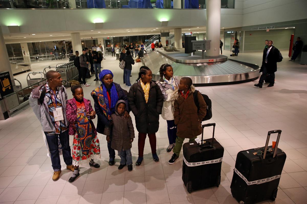 Refugee family settles in New England - The Boston Globe