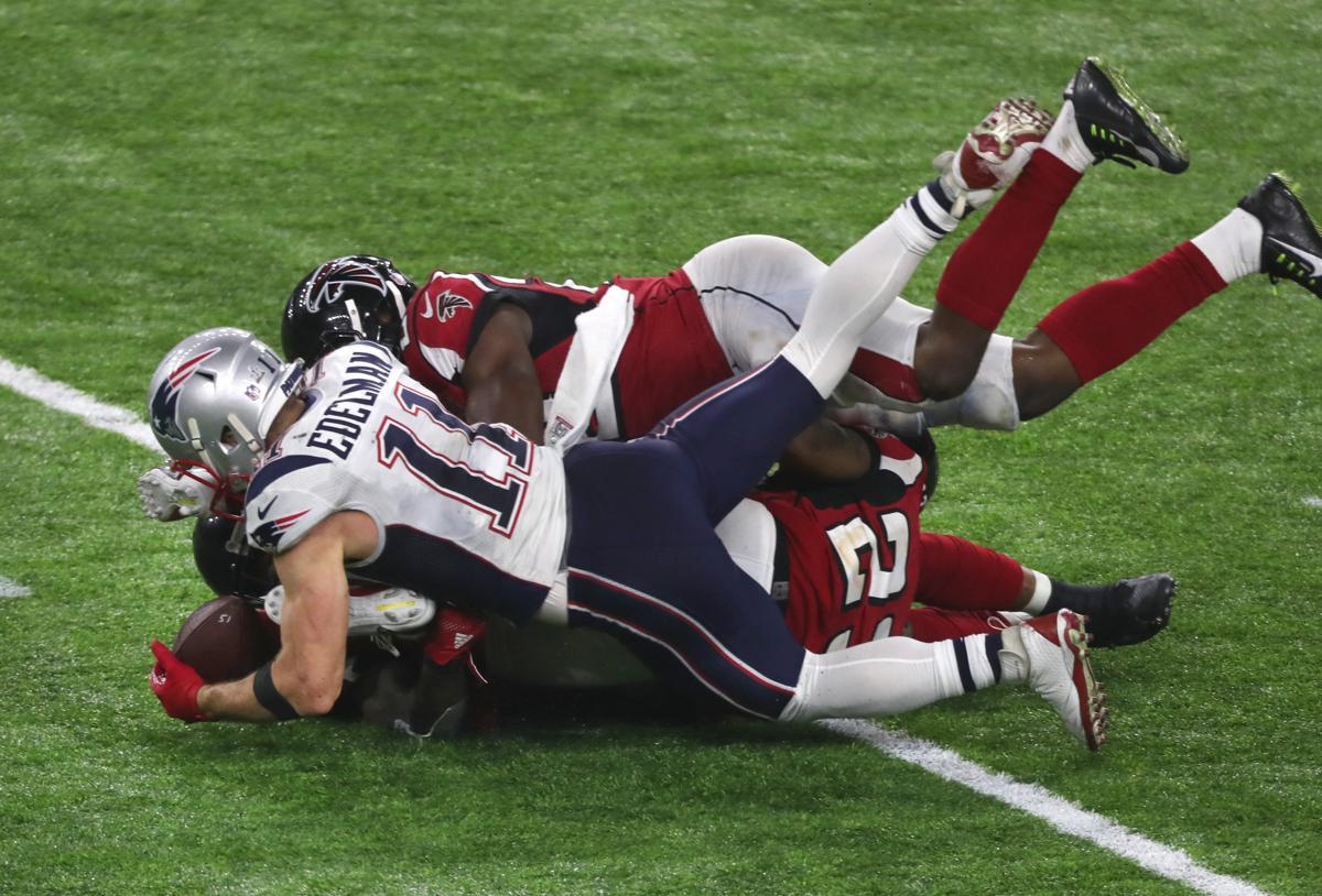 David Tyree Catch Hit Ground