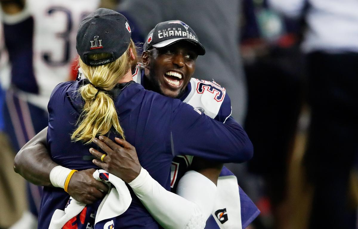 Devin McCourty will reportedly skip the White House visit