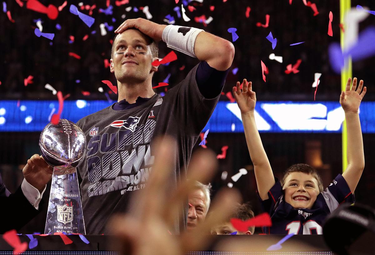 Even if it s not a lot for Tom Brady 562d5276c
