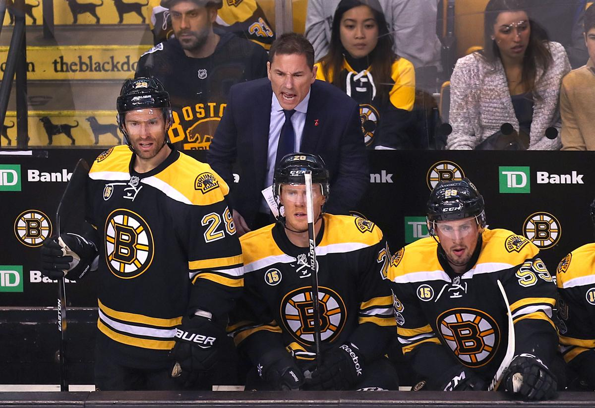 Image result for bruce cassidy yelling