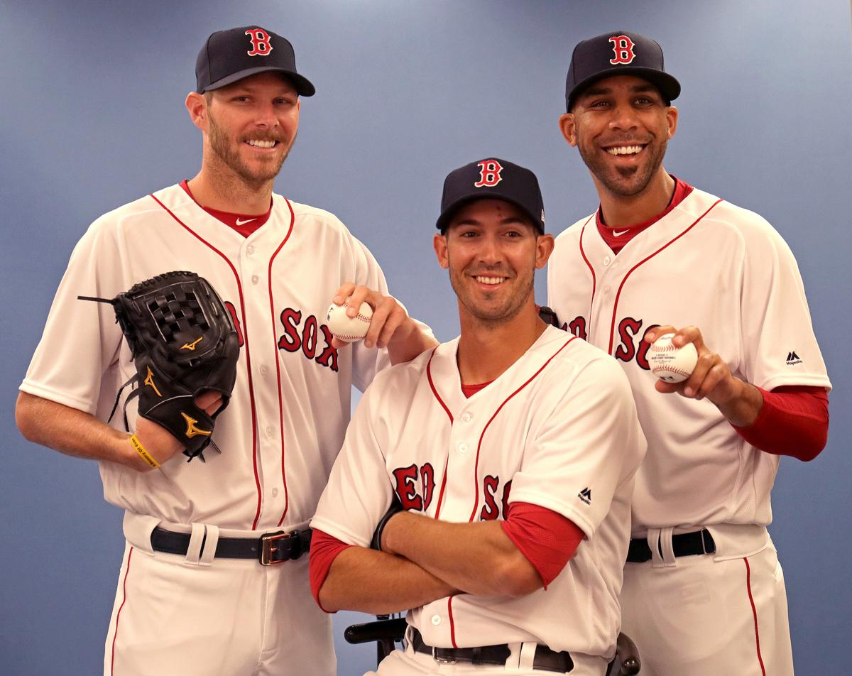Meet The 2017 Red Sox