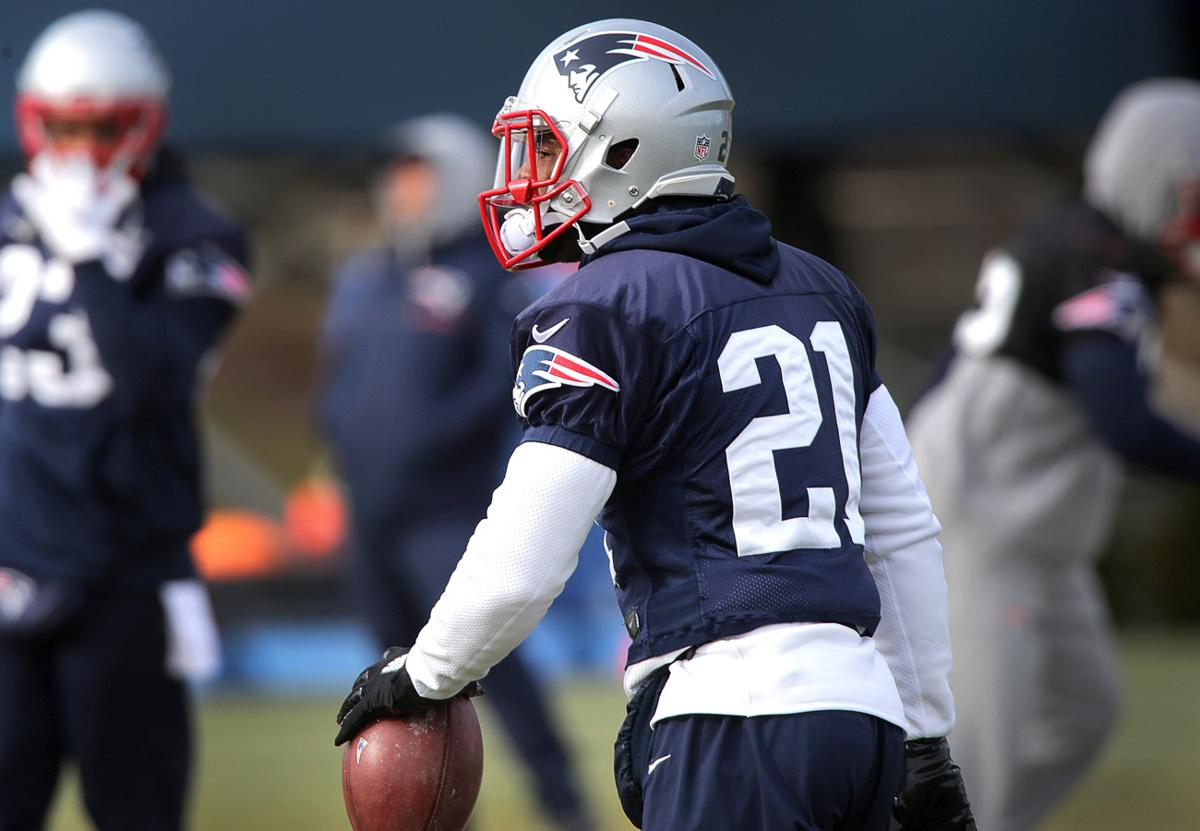 Ben Volin Malcolm Butler has no leverage with Patriots in this