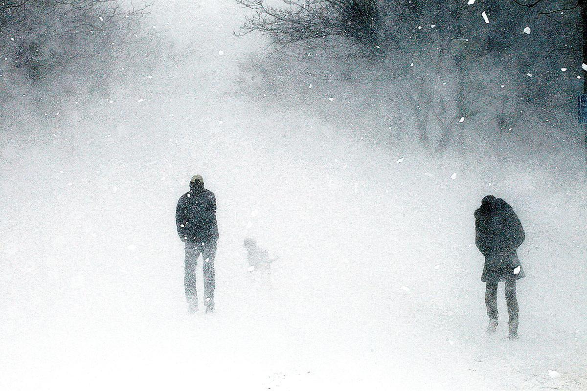 Snows Of Winters Past The Boston Globe