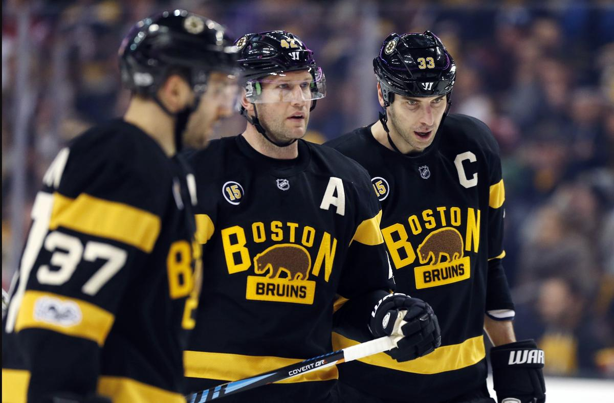 David Backes expects to play in Bruins  showdown with Oilers 1c2612992