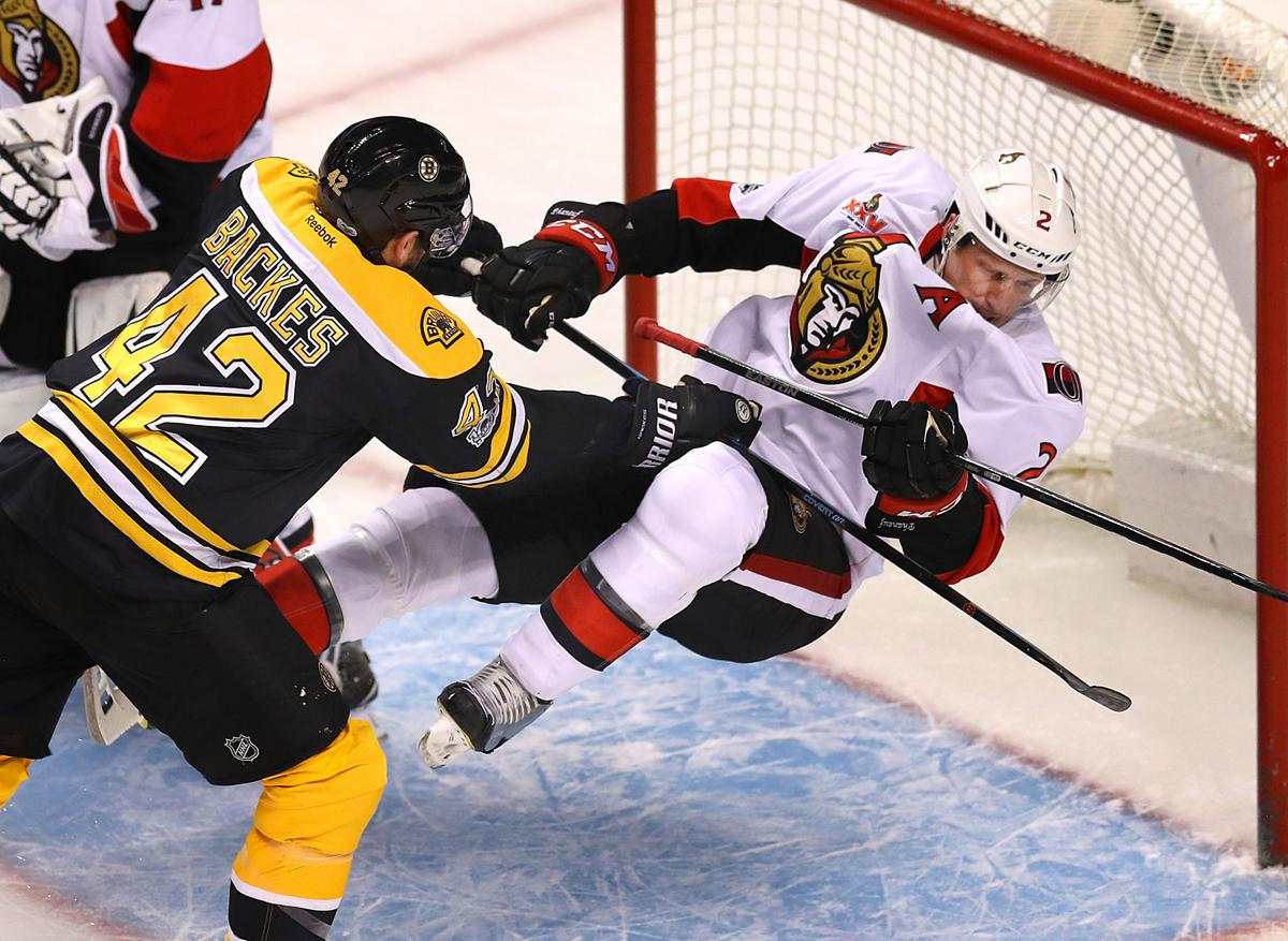 Image result for bruins senators