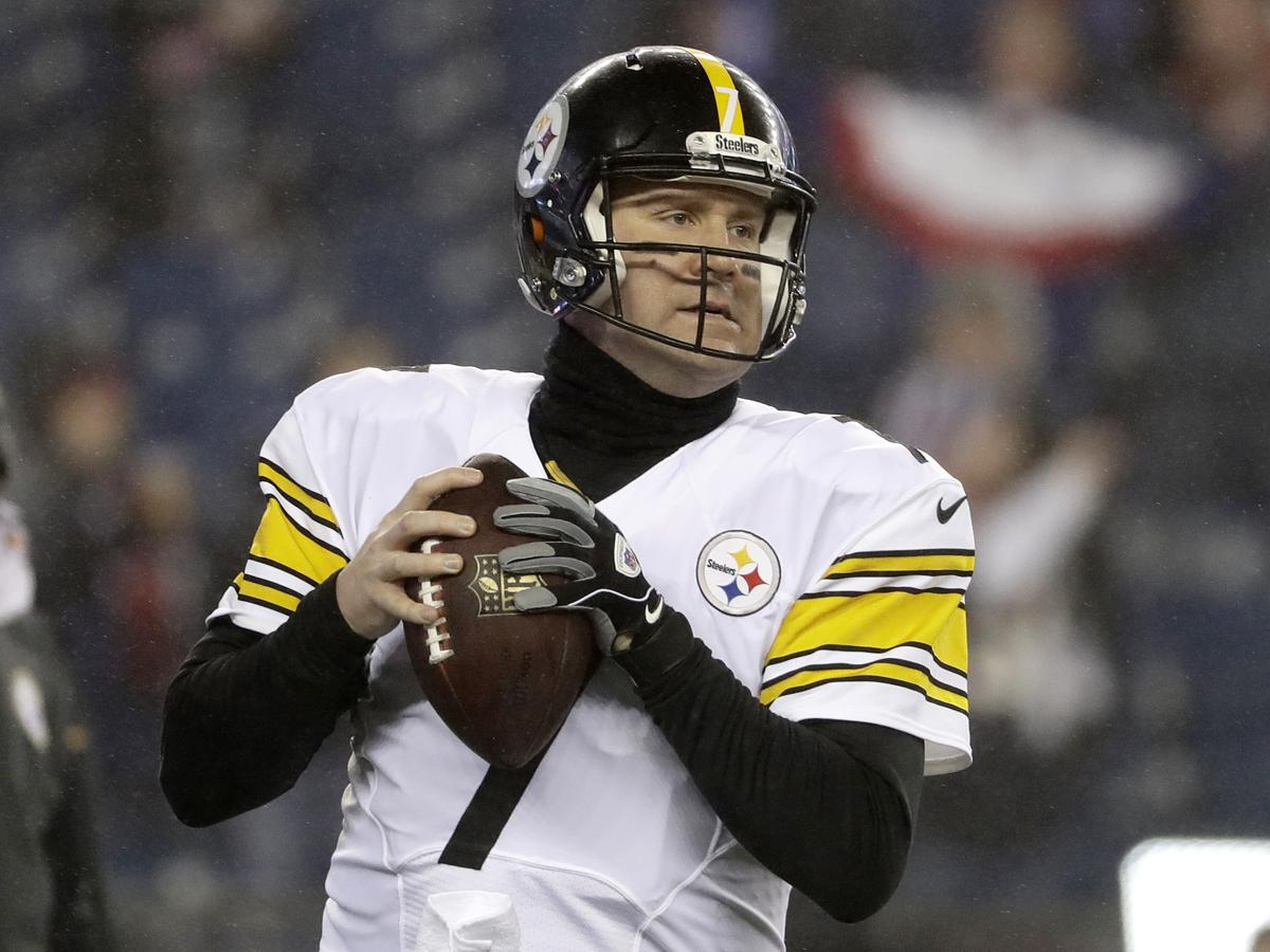 Ben Roethlisberger plans to play in 2017