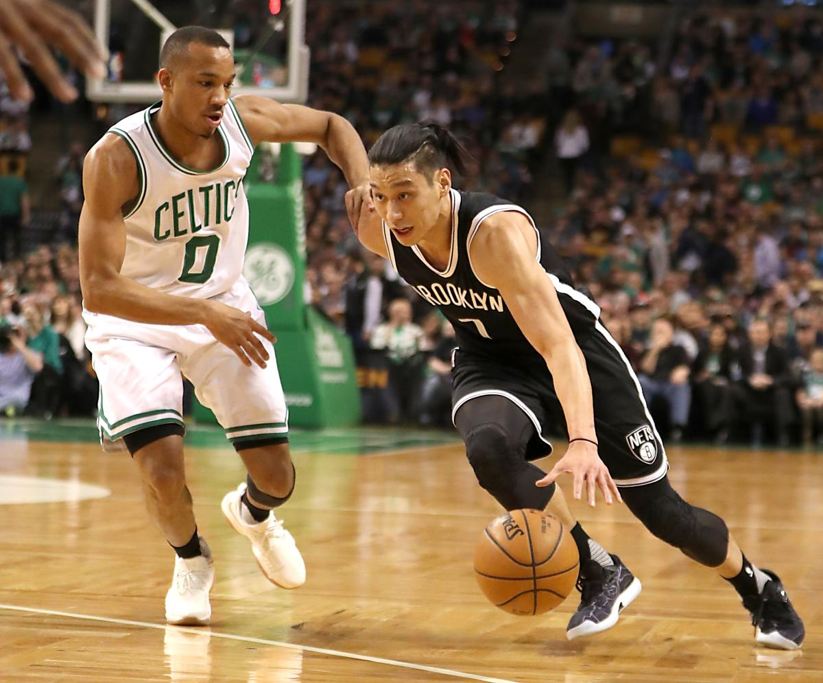 Former Harvard star Jeremy Lin had 26 points and 12 rebounds for the Nets. 8849c9807