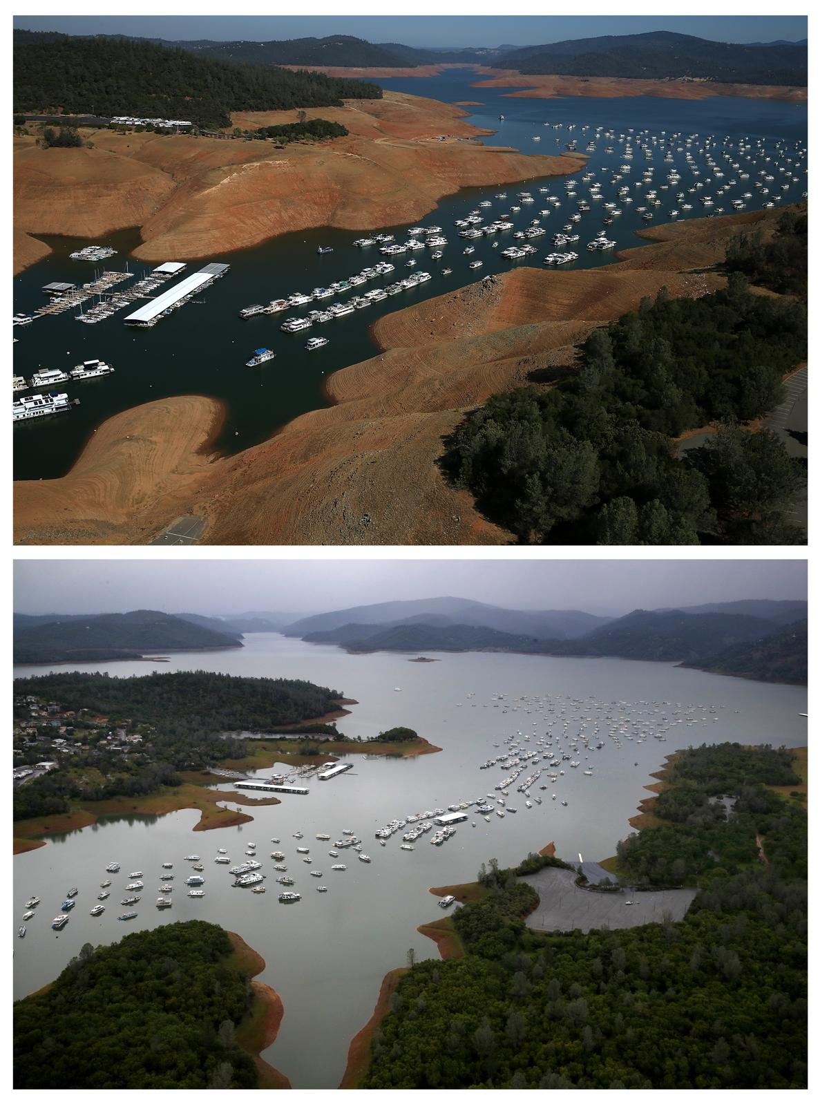 california drought then and now the boston globe