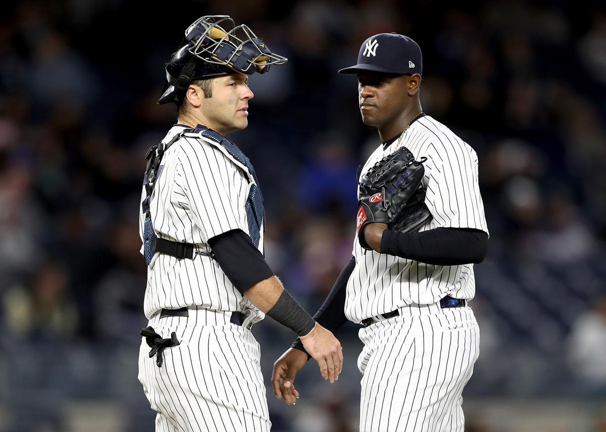 Game 20 Yankees at Red Sox