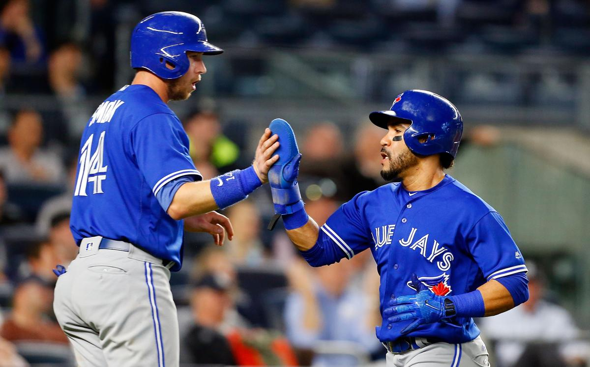 Blue Jays run away from Yankees 315a57b7bc