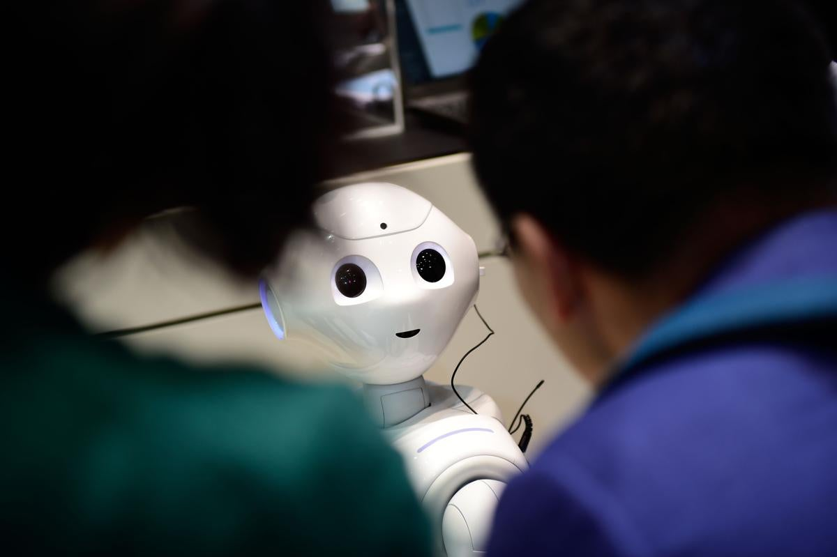 Robot (Defined) - The Boston Globe
