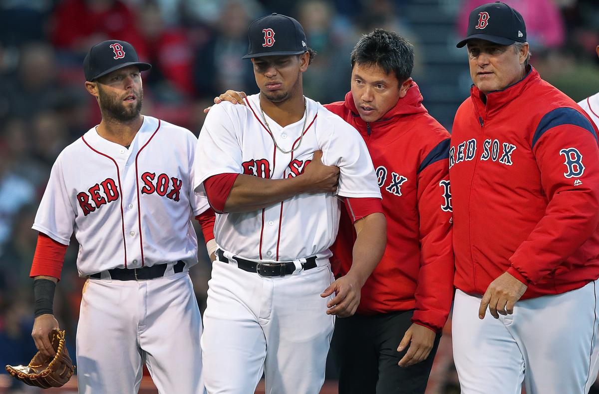 Red Sox\' Marco Hernandez to have an MRI