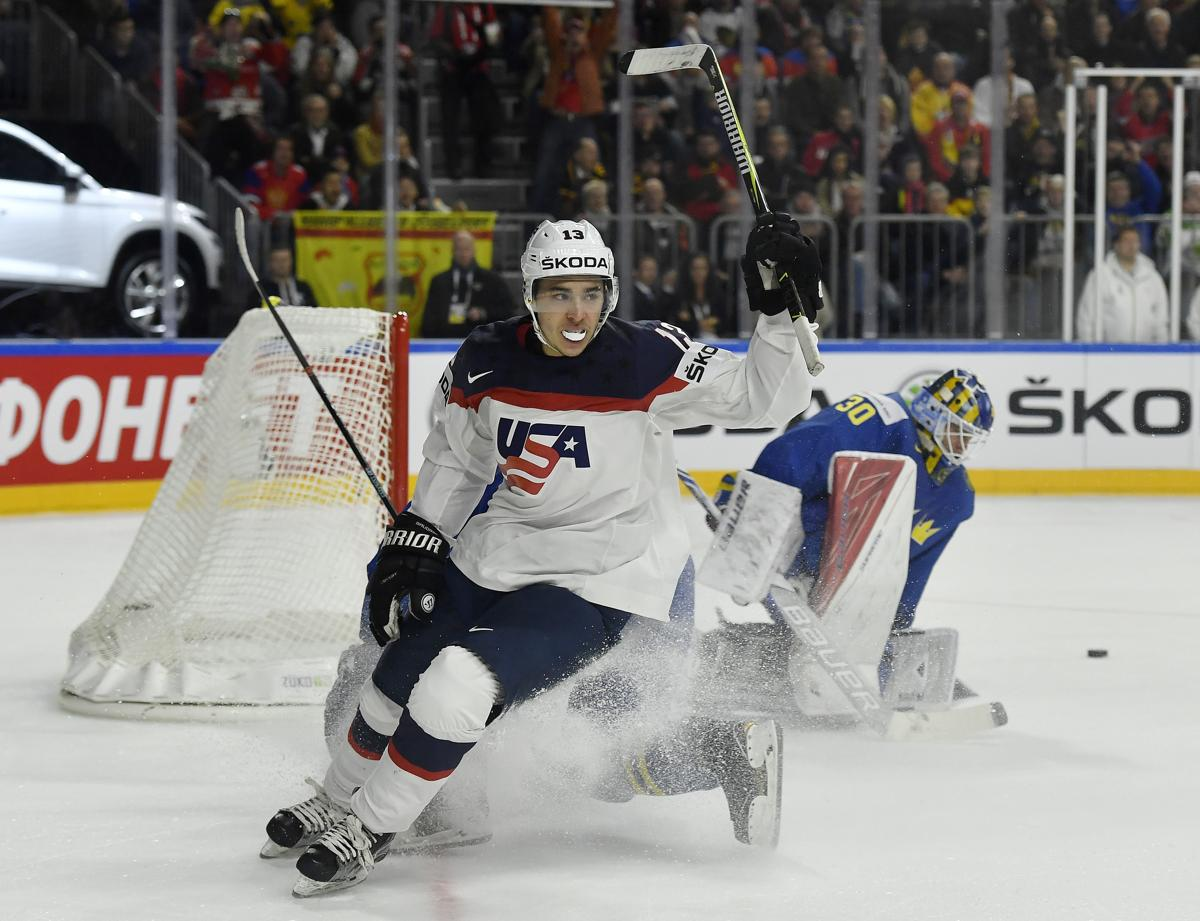 WORLDS: USA Fights Back To Beat Sweden
