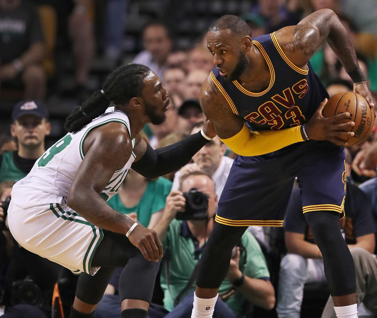 ad236a07a Christopher L. Gasper  Latest chapter of LeBron vs. Celtics reads ...