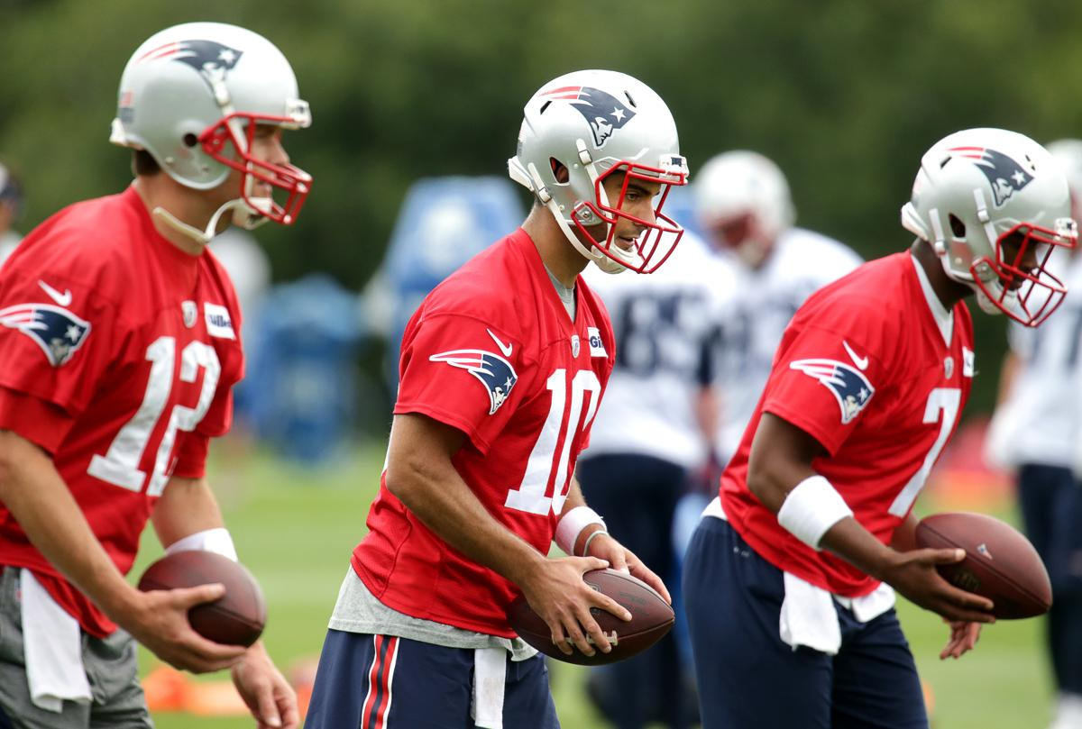 Here s an early breakdown of the Patriots  53-man roster df460d27c