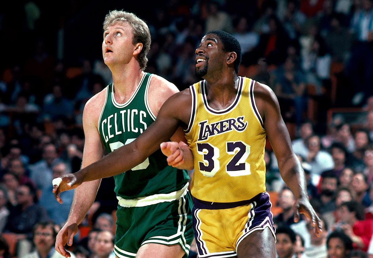 Best of Enemies puts Celtics Lakers in spotlight