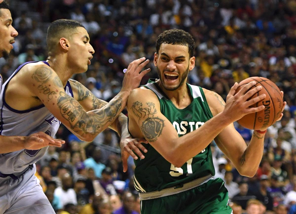 Celtics sign Abdel Nader to four-year deal 73ee084b8