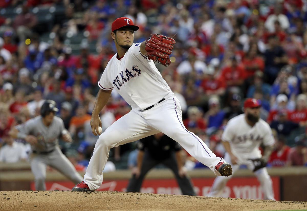 Dodgers Acquire Yu Darvish From Rangers