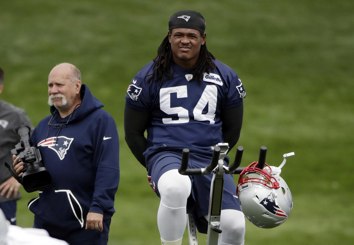Dont a Hightower Nate Solder return to Patriots practice