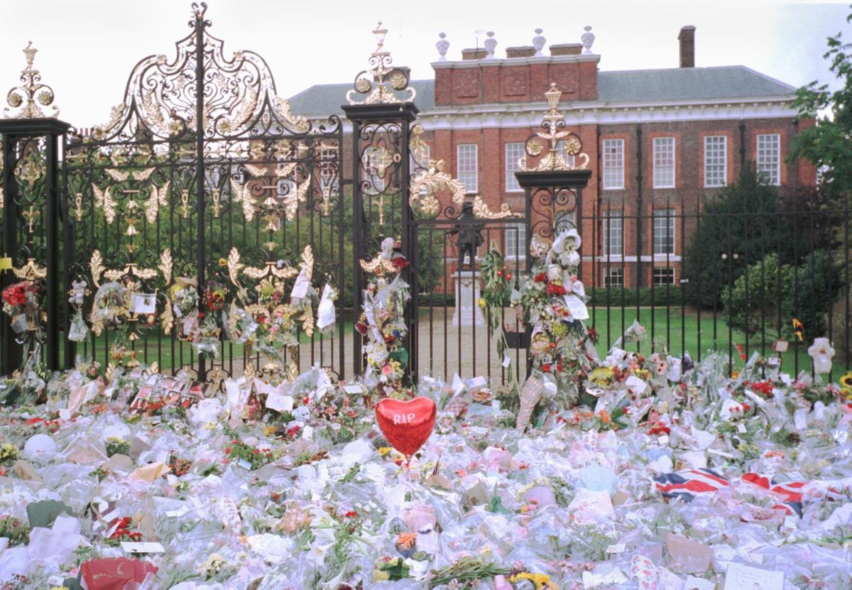 The 20th Anniversary Of The Death Of Princess Diana The Boston Globe