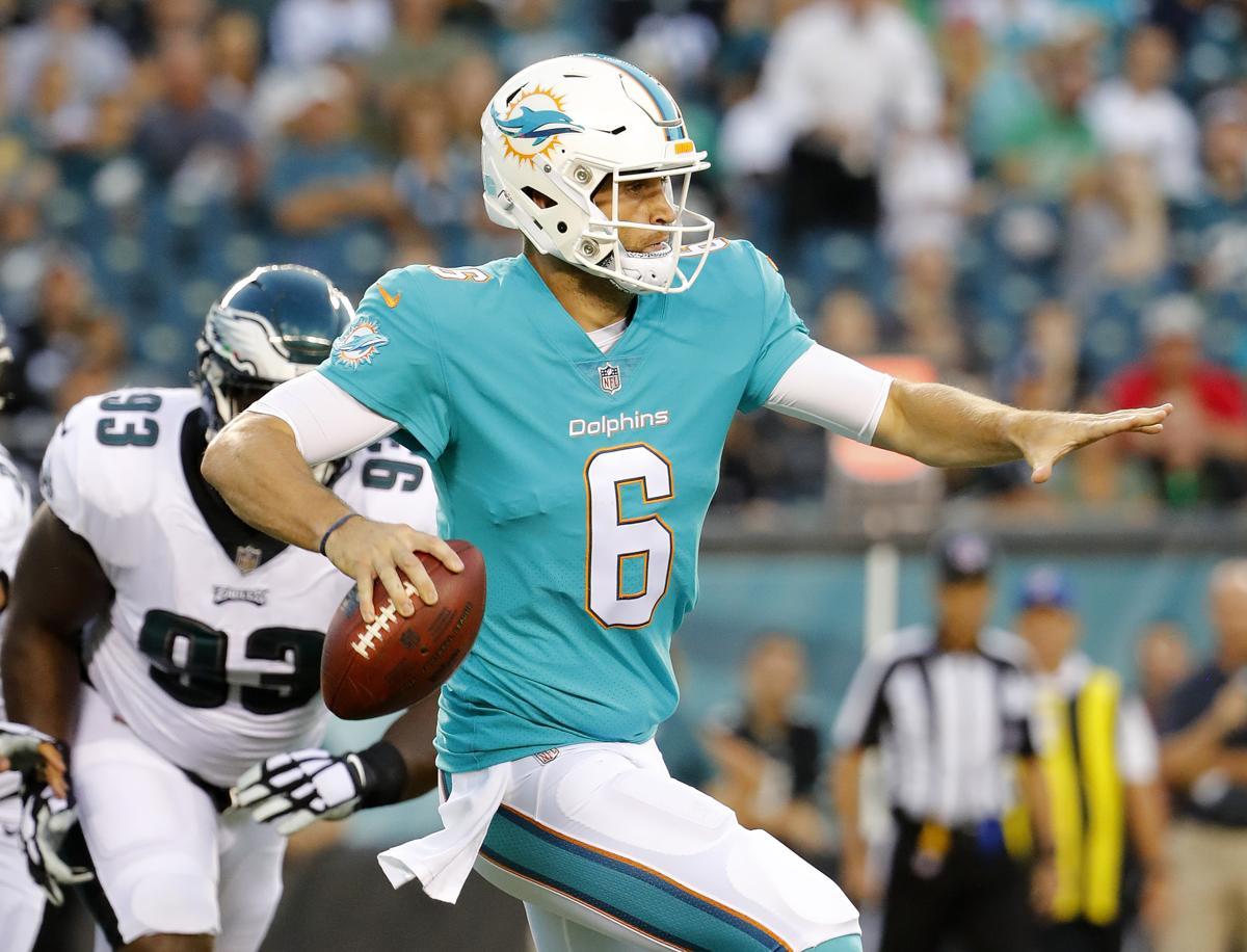 1838e50d5 Jay Cutler takes the quarterback reins in Miami.