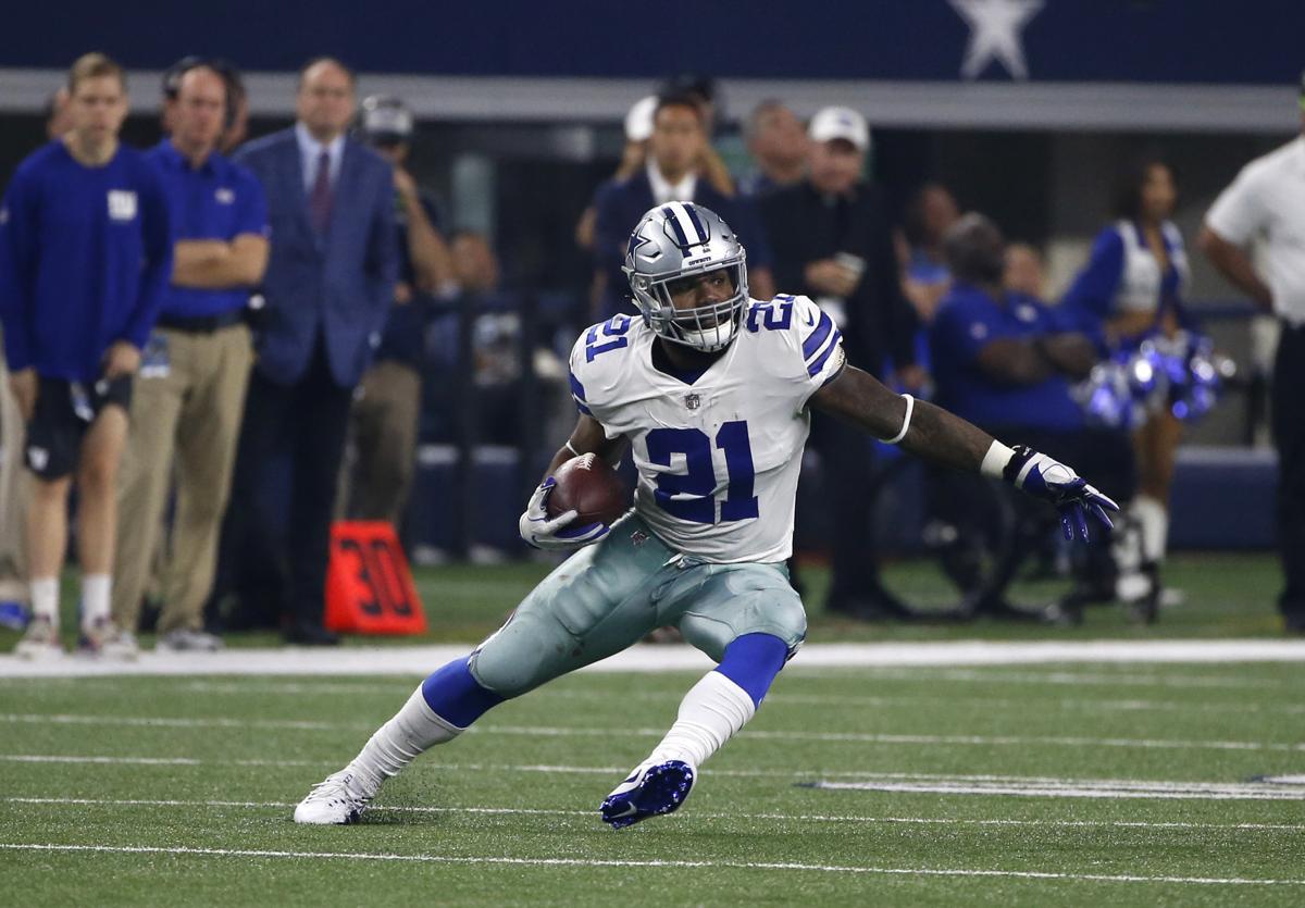 NFL goes back to court to counter Ezekiel Elliott
