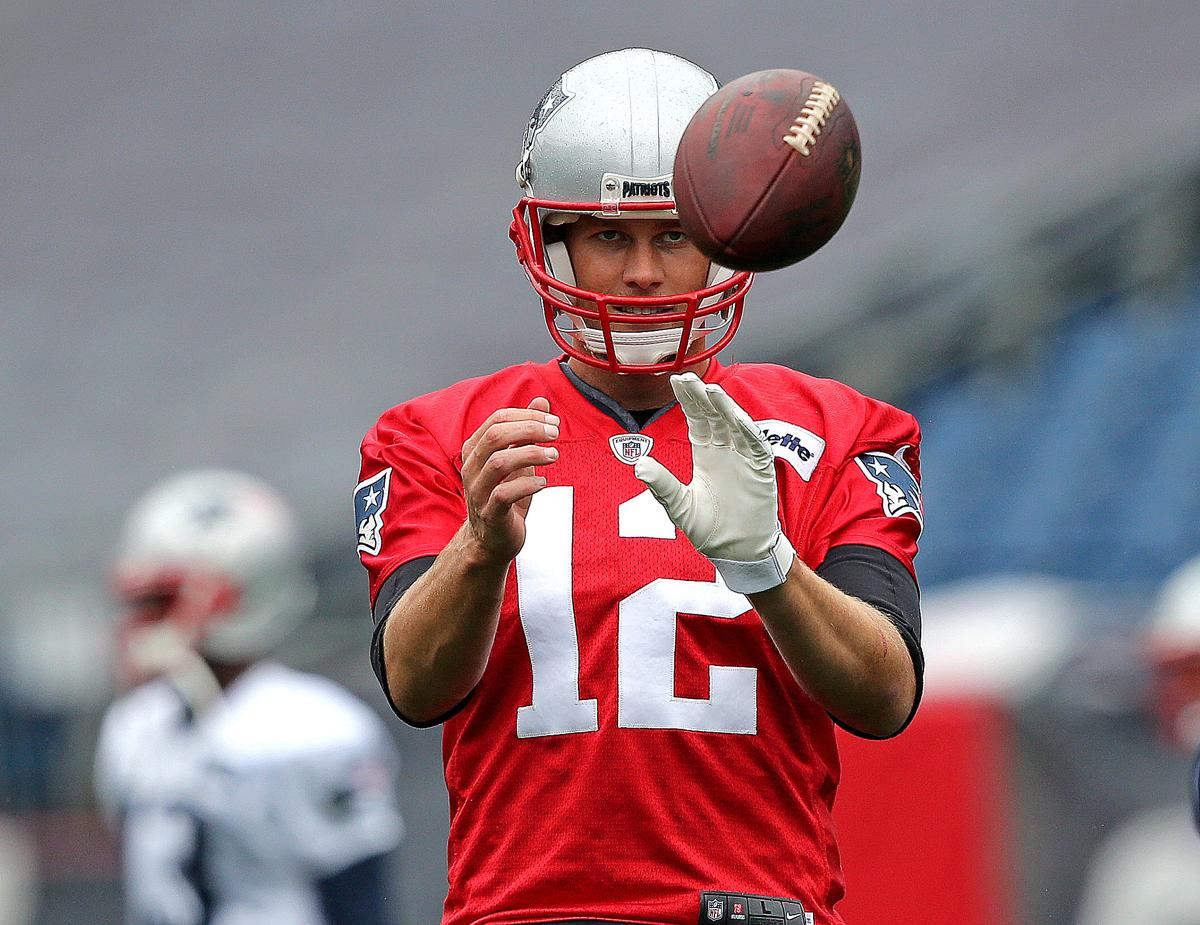 Christopher L Gasper Tom Brady Is Proof That Its Not When You