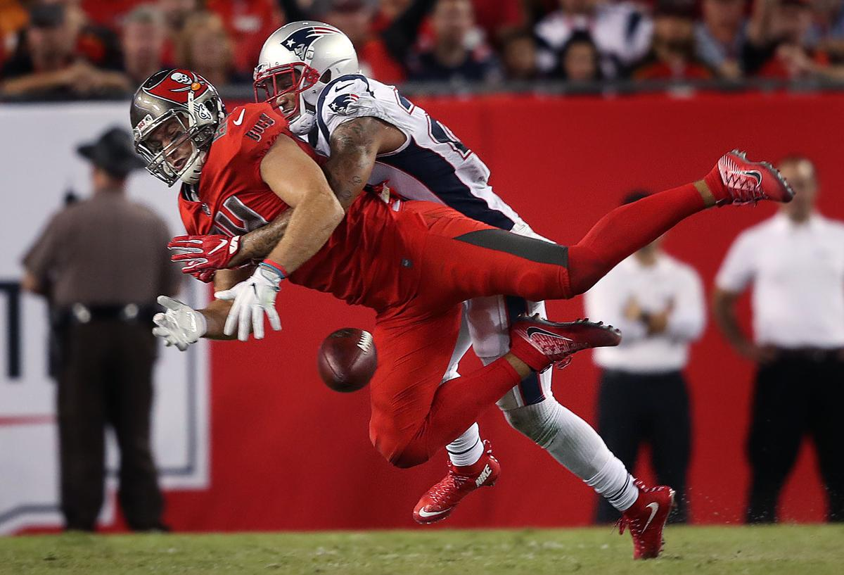Patriots Notebook In a depleted Patriots secondary Patrick Chung