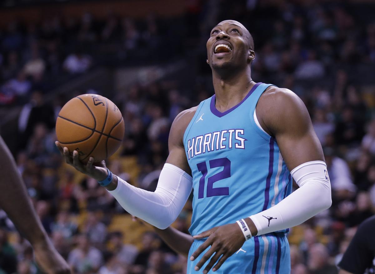 Gary Washburn Dwight Howard looking for a career rebound in Charlotte