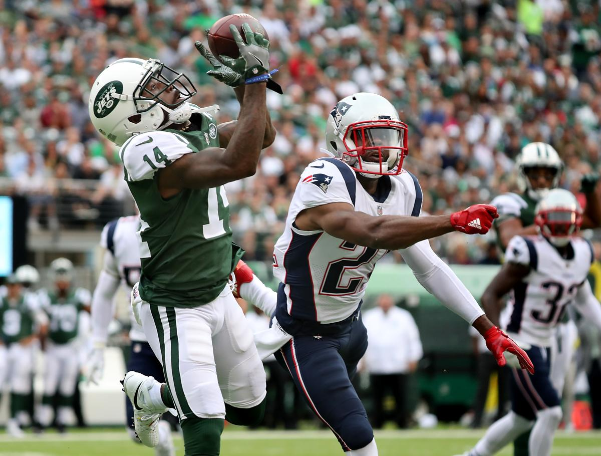 Patriots cornerback Malcolm Butler made up for early misplay