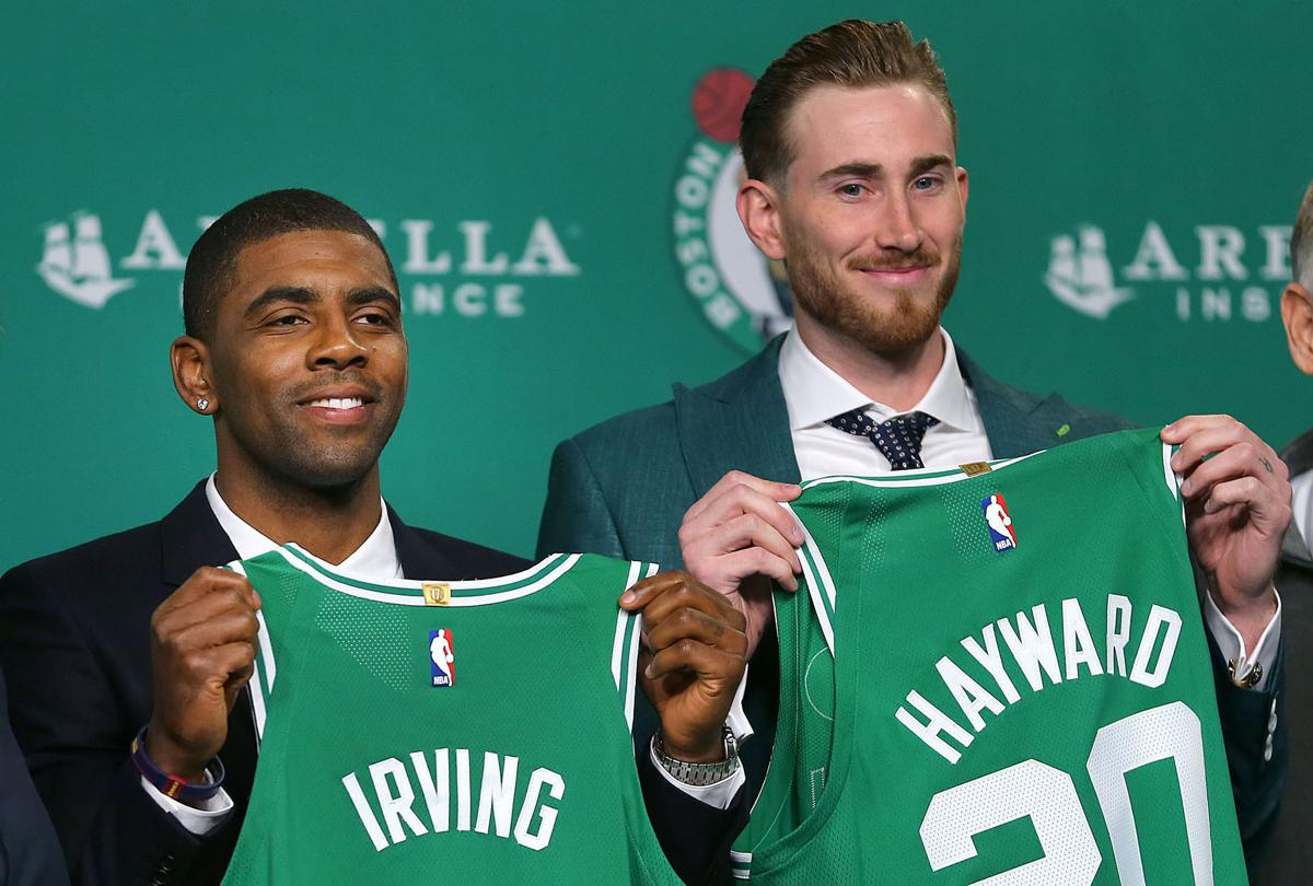 8d24c988e The inside story of the Celtics  crazy offseason