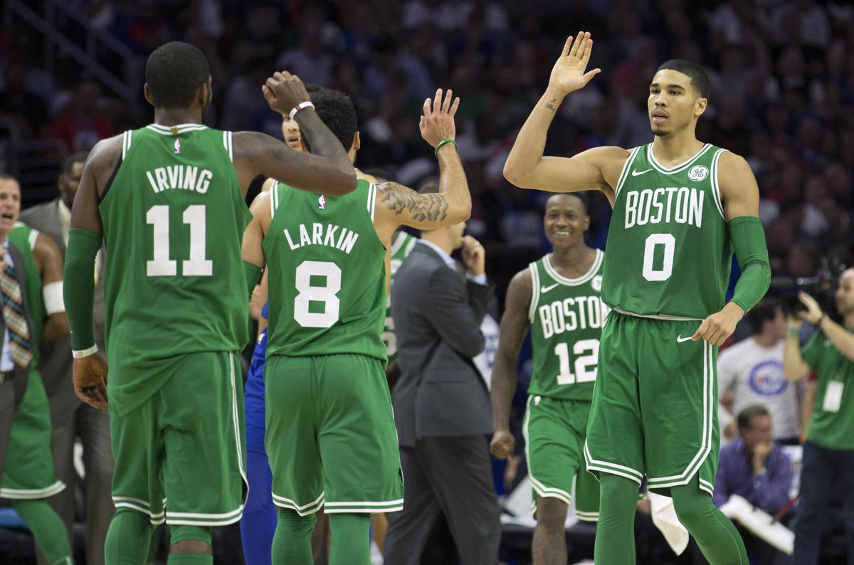 聯盟最強之盾!這支賽爾提克的防守究竟有多強?-Haters-黑特籃球NBA新聞影片圖片分享社區