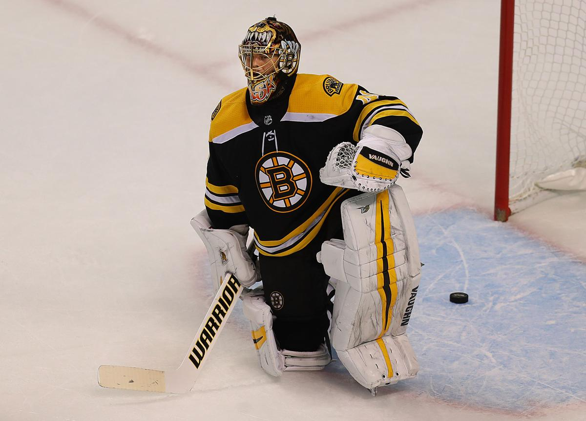 Bruins give Tuukka Rask a leave of absence  relating to a personal ... d70f8fc36