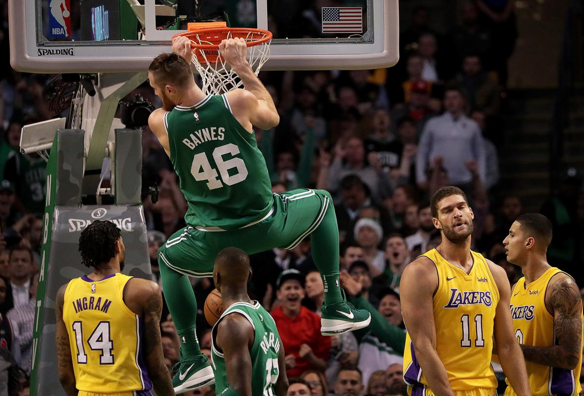 Image result for celtics lakers