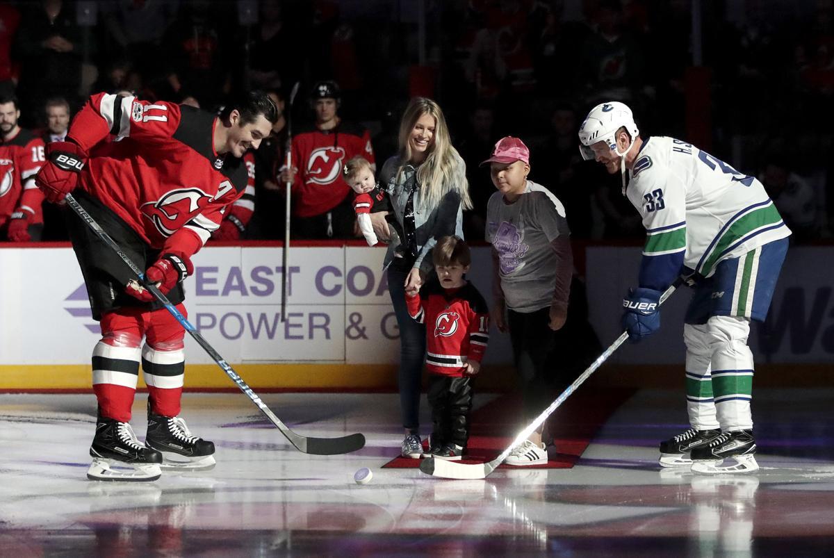 Brian Boyle scores emotional goal on  Hockey Fights Cancer Night  b46a5ffbd