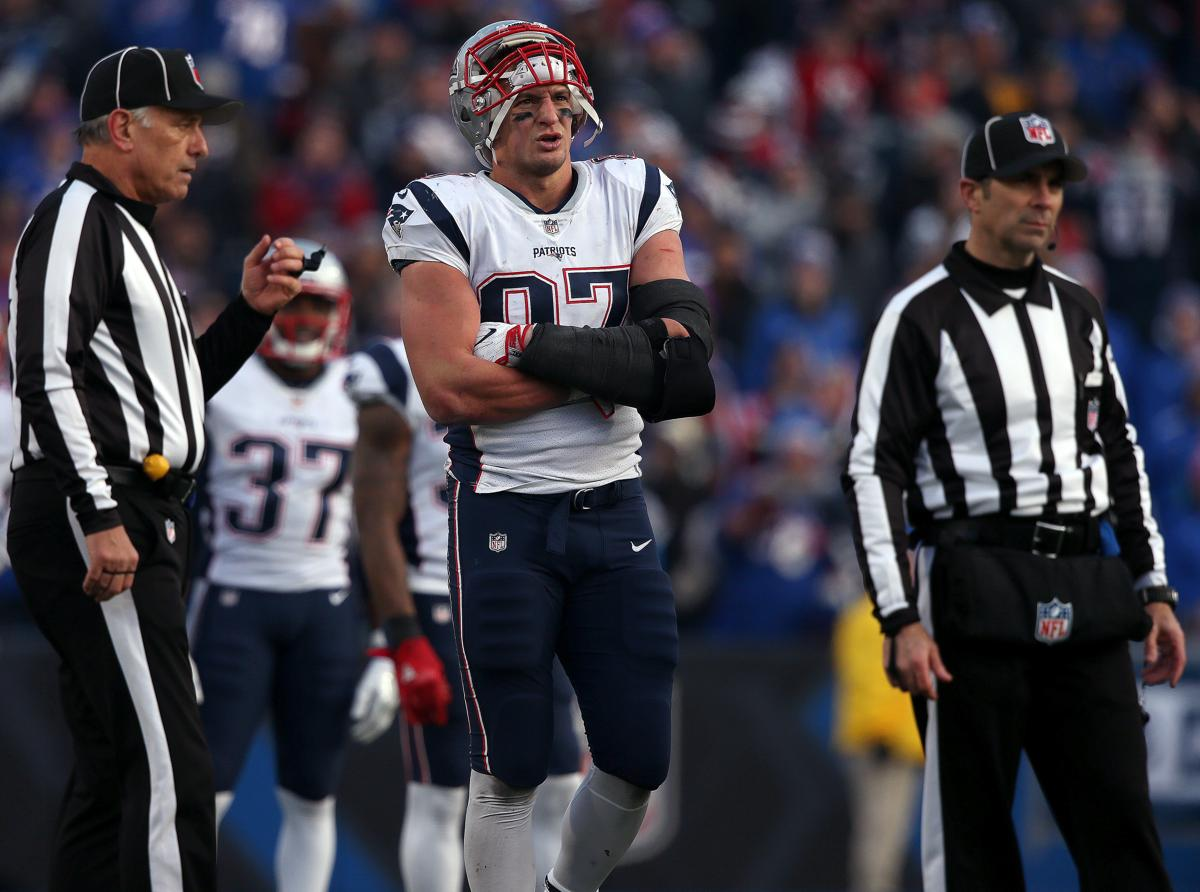 Rob Gronkowski s one game suspension upheld