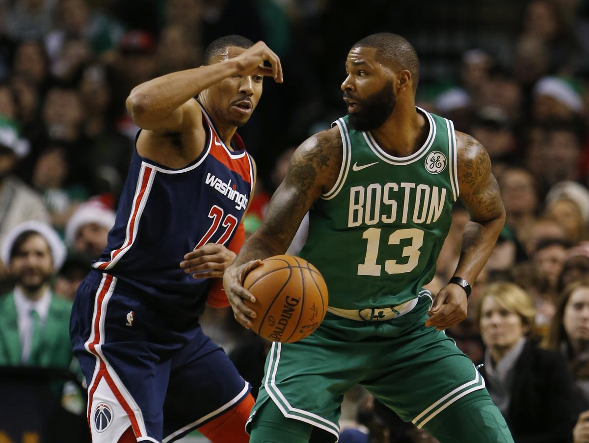 Celtics Notebook: Marcus Morris feeling strong for second half of ...