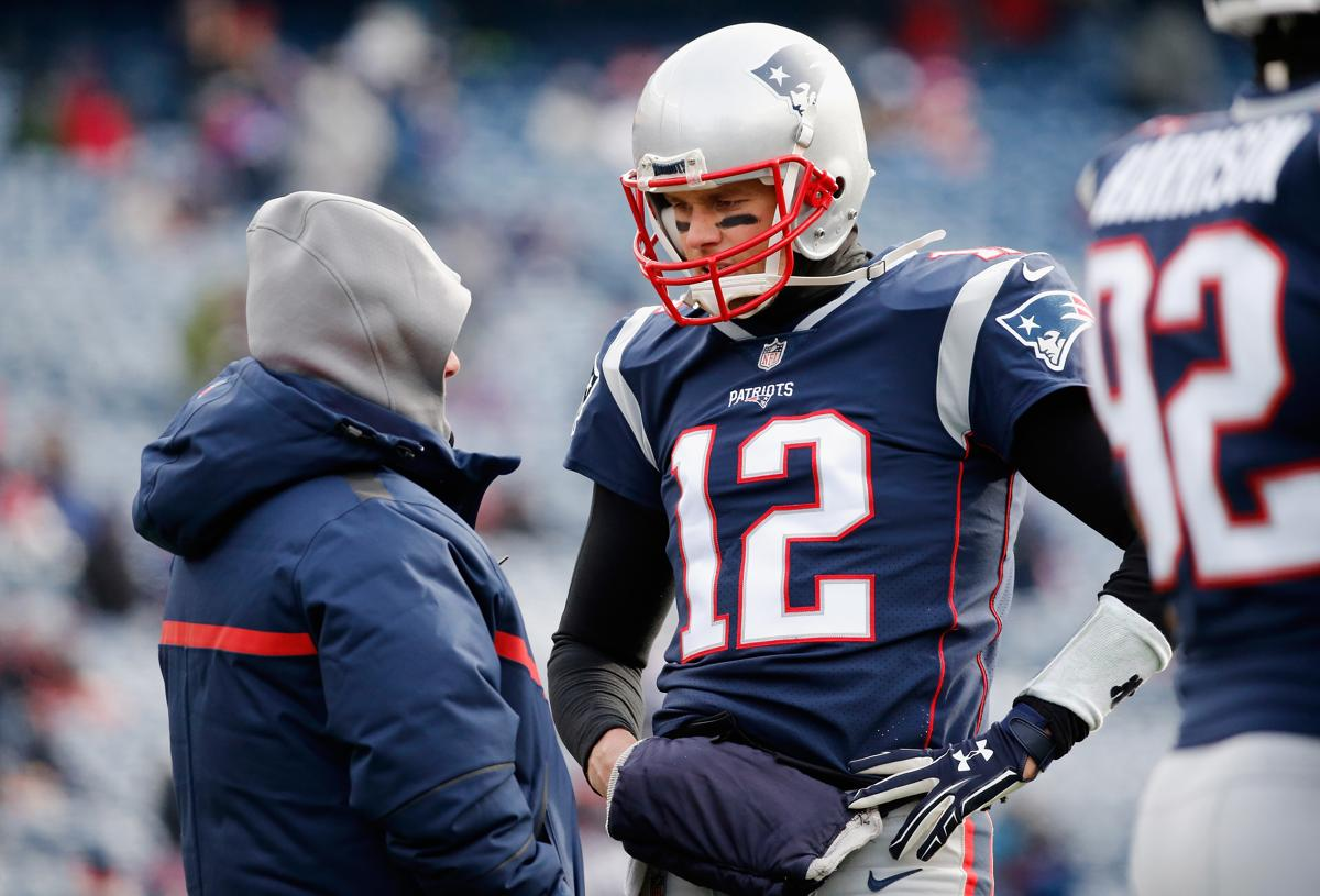 Key takeaways from espns report on the patriots foxboro ma december 31 tom brady 12 of the new england patriots malvernweather Gallery