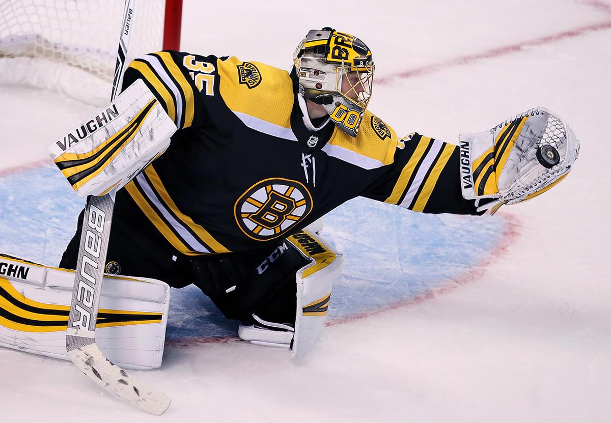 Image result for Anton Khudobin playoffs